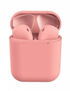 Auriculares Bluetooth Air Plus (Rosa)