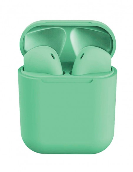 Auriculares Bluetooth Air Plus (Verde)