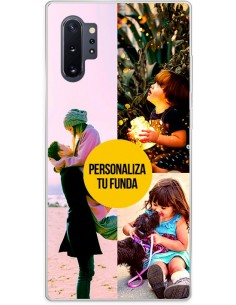Funda Doble Completa Personalizada para Samsung Galaxy Note 10 Plus