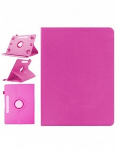 Funda Giratoria Rosa para Tablet Huawei Mediapad T5 10 (10