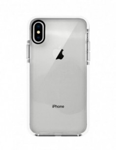 Funda Alto Impacto Blanca para Apple iPhone X