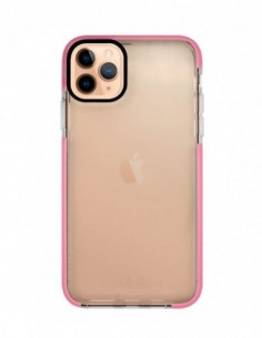 Funda Alto Impacto Rosa para Apple iPhone 11 Pro Max