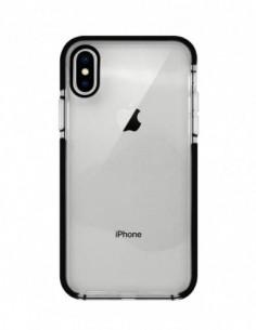 Funda Alto Impacto Negra para Apple iPhone XS Max