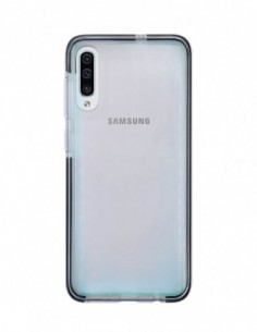 Funda Alto Impacto Negra para Samsung Galaxy A50