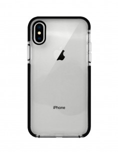 Funda Alto Impacto Negra para Apple iPhone XS