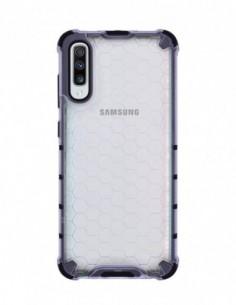 Funda Antigolpes Panal Transparente para Samsung Galaxy A70