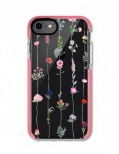 Funda Colección de Rosas - Patrones y Fondos para Apple iPhone 7