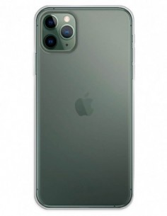 Funda Doble completa transparente para Apple iPhone 11 Pro Max