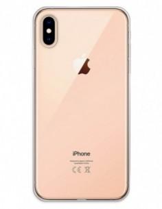 Funda Doble completa transparente para Apple iPhone XS Max