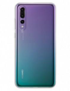 Funda Doble completa transparente para Huawei P20 Pro
