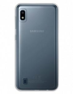 Funda Doble completa transparente para Samsung Galaxy A10