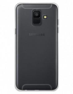 Funda Doble completa transparente para Samsung Galaxy A6