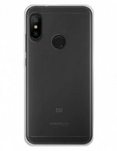 Funda Doble completa transparente para Xiaomi Mi A2 Lite