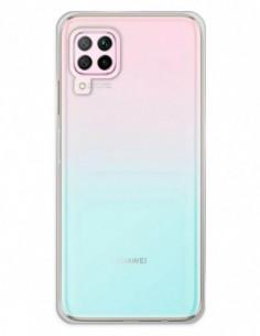 Funda Gel Silicona Liso Transparente para Huawei P40 Lite