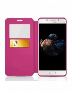 Funda HTC Desire 816 - Mandala Azul