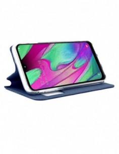 Funda Sony Xperia E4 - Mandala Azul