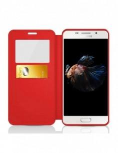 Funda Xiaomi Redmi Note 2 - Catrina roja