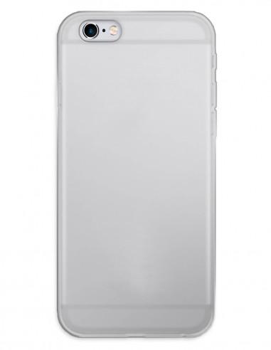 Funda Gel Silicona Liso Mate para Apple iPhone 6