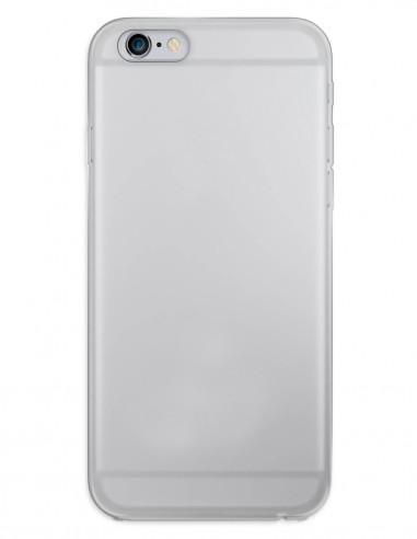 Funda Gel Silicona Liso Mate para Apple iPhone 6S Plus