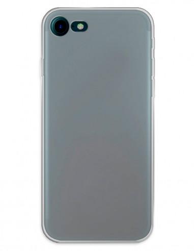 Funda Gel Silicona Liso Mate para Apple iPhone 7