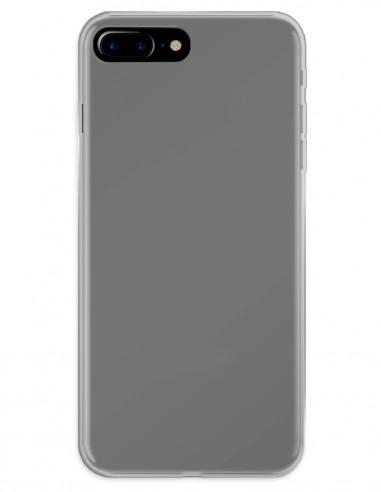 Funda Gel Silicona Liso Mate para Apple iPhone 8 Plus