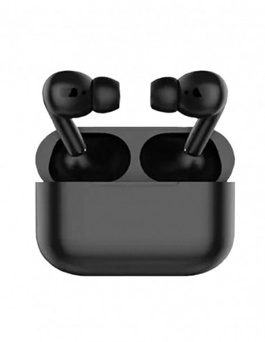 Auriculares Bluetooth Air Pro Color Caramelo Negro