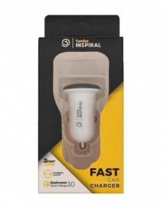 Cargador Coche USB 2.0 Negro