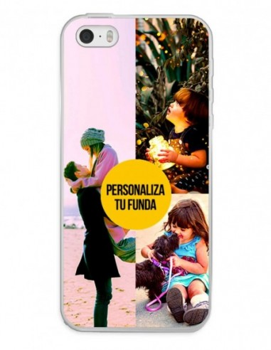 Funda Personalizada para Apple iPhone 5S