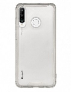 Funda Antigolpes Tipo Apple Transparente para Huawei P30 Lite