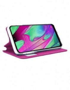 Funda Alcatel OneTouch Pop 4 Plus - Mármol Rosa