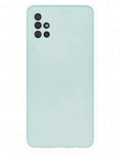 Funda Gel Premium Azul para Samsung Galaxy A51