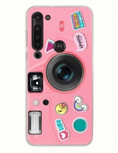 Funda Elephone P8000 - Punk Alice
