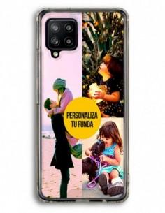 Funda Antigolpes tipo Apple Personalizada para Samsung Galaxy A42