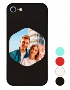 Funda Gel Premium Personalizado para Apple iPhone 7