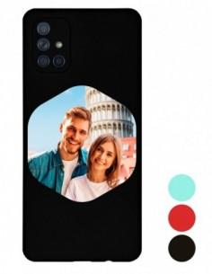 Funda Gel Premium Personalizado para Samsung Galaxy A71