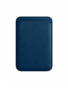 Tarjetero iMagsafe compatible Azul
