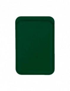 Tarjetero iMagsafe compatible Verde