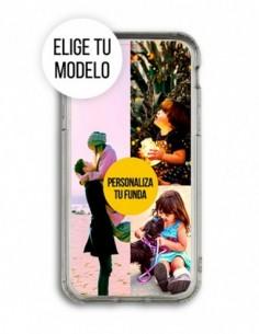 Funda HTC Desire 826 - Media Naranja