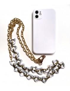 Cadena para colgar el móvil 05