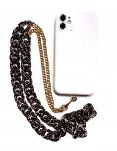 Cadena para colgar el móvil 09