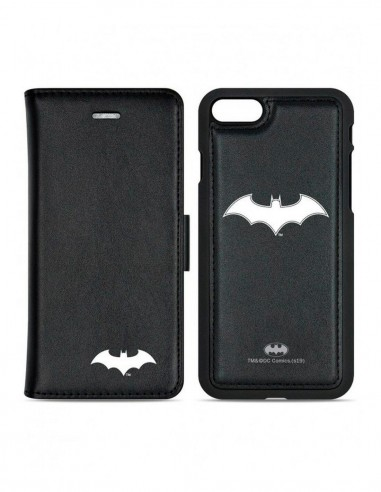 Funda DC Comics Batman 025 Negro Apple iPhone 6