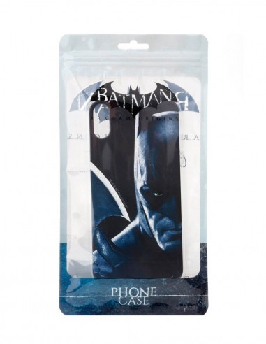 Funda DC Comics Batman Azul 020 Apple iPhone 6 Plus