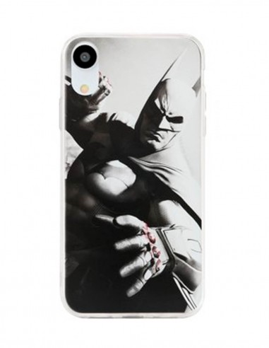 Funda DC Comics Batman Gris 019 Apple iPhone 7 Plus