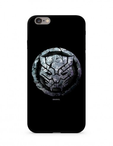 Funda Marvel Black Panther 015 Samsung S8 Plus
