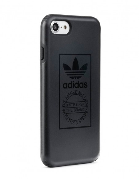 Funda Adidas Originals TPU Hard Cover Negro Apple iPhone 8