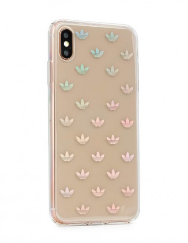 Funda Adidas Originals Snap Case Entry Dorado Rosa Apple iPhone XR