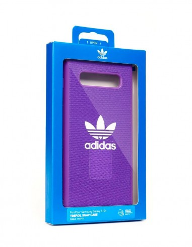 Funda Adidas Originals Moulded Case active Morado Samsung S10