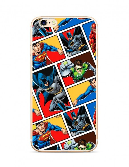 Funda DC Comics Justice League 001 Apple iPhone XS