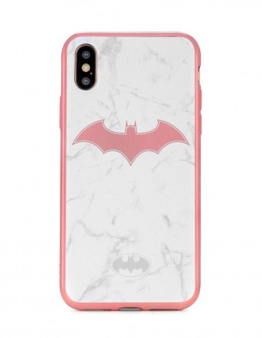Funda DC Comics Logo Batman 008 Apple iPhone XR