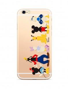 Funda Disney Mickey Mouse and Friends (001) para Samsung Galaxy S10 Plus